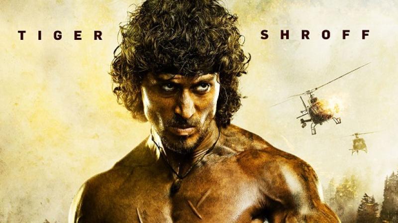 Tiger Shroff Rambo