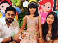 Aishwarya Rai, Aaradhya, Abhishek Bachchan's family hug wins the internet. video from his football match