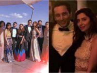 Mahira Khan got engaged to her boyfriend Salim Karim