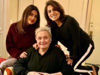 Rishi Kapoor Declares He is 'Cancer-Free', to Undergo Bone Marrow Transplant