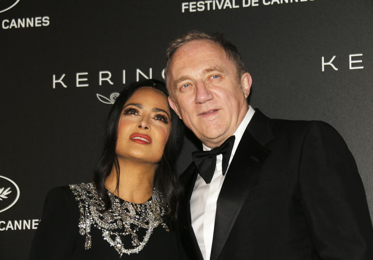 Women honored at Cannes