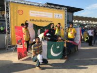 Pakistani Teams Making Us Proud at Shell Eco Marathon 2019.