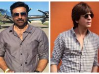 Sunny deol SRK