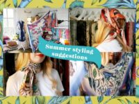 Amazing Ways You Can Style A Scarf in Summers
