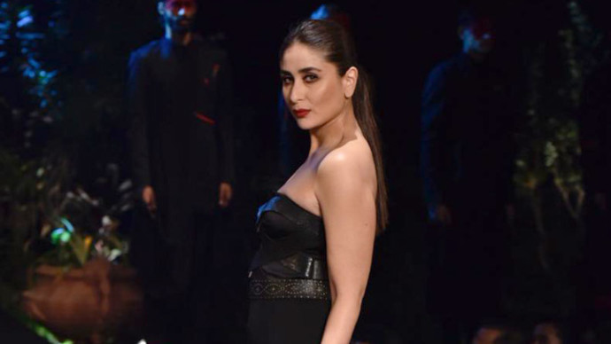 Kareena Kapoor Khan walks