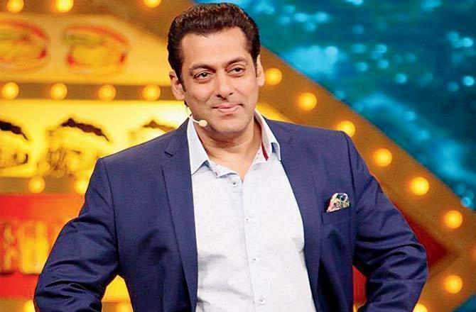 Salman Bigg Boss date d