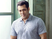 Salman Khan announces