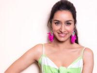 Shraddha Kapoor receives a