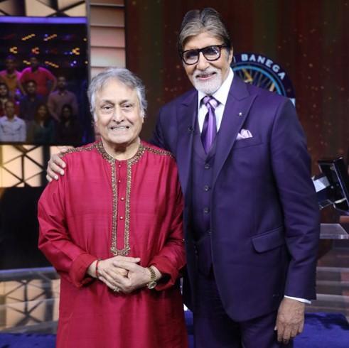 Amitabh Bachchan receiv