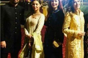 Mahira Khan Mehwish Hayat