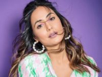 hina khan shares some quick