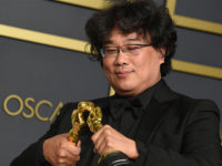 Bong Joon-ho wins Oscar for best director for 'Parasite'