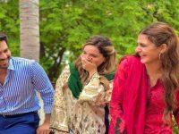Junaid Khan signs next for Hum TV with Hira Mani and Armeena Khan
