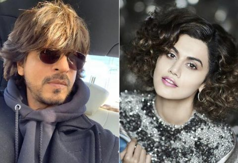 Will Shah Rukh Khan And Taapsee Pannu Unite For This Film?