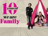Kajol Celebrates 10 Years Of We Are Family