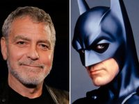 George Clooney: Watching Batman Physically Hurts