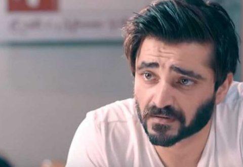 Hamza Ali Abbasi announces comeback to the TV screen