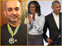Obamas to make movie based on Mohsin Hamid's Exit west