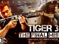 """The schedule of Bollywood movie """"Tiger 3"""" has come out"""