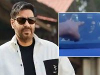 Sikh man stops Ajay Devgan's car for not supporting farmers' protest