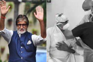 Amitabh Bachchan has been vaccinated against coronavirus