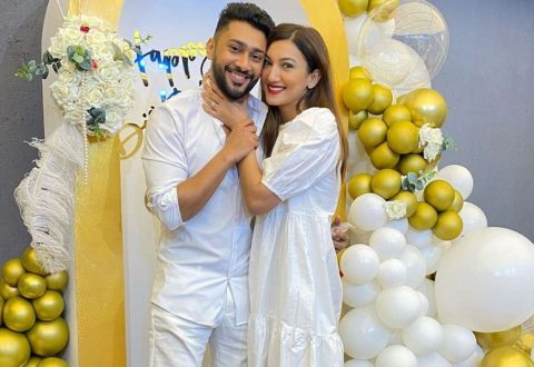 My husband Zaid is the greatest gift to me, Gauhar Khan