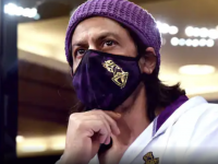 Bollywood King Shah Rukh Khan quarantined himself