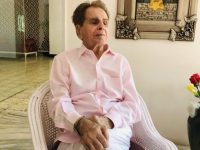 Dilip Kumar Saab is not on ventilator, confirms his doctor