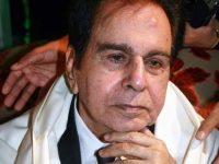 Legendary Bollywood actor Dilip Kumar has passed away