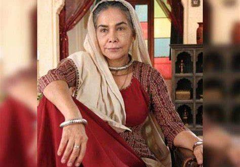 Bollywood and tv actress Surekha Sikri has passed away at 75